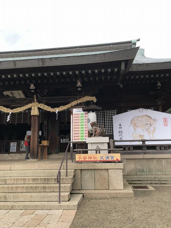 岡山・吉備津彦神社