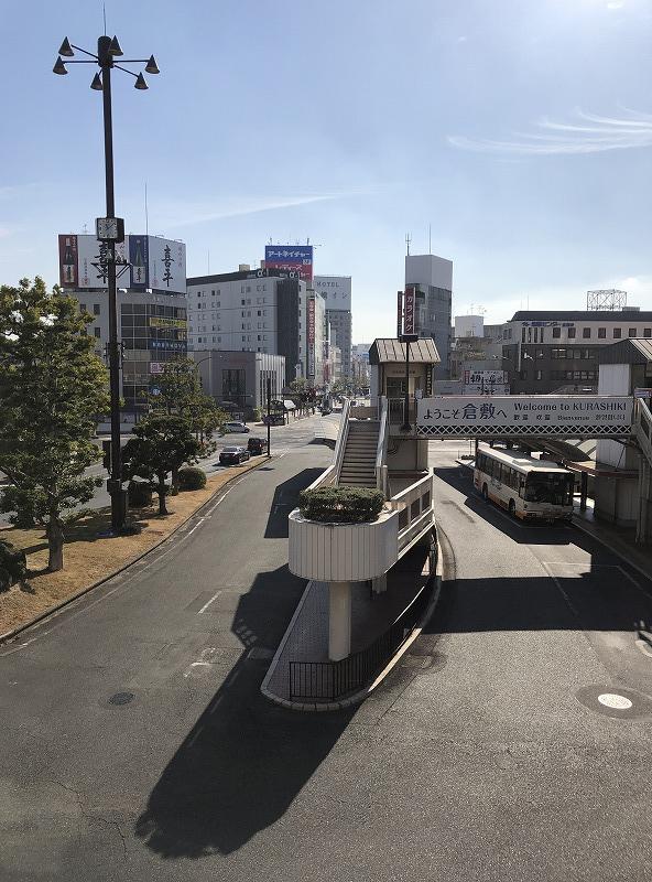 倉敷美観地区観光